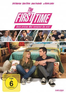 The First Time - DVD