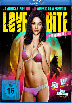 Love Bite - Nothing is safer than sex - Blu-Ray