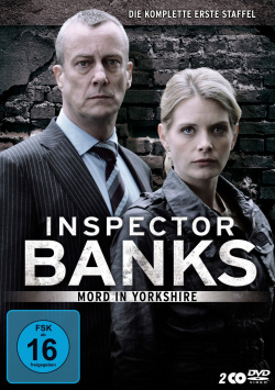 Inspector Banks - The Complete First Season - DVD