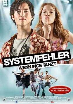 System error - When Inge danced