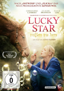 Lucky Star - Right in the Heart - DVD