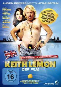 Keith Lemon - The Movie - DVD