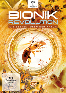 Bionics Revolution - Nature's Best Ideas - DVD