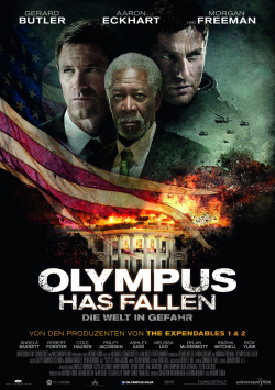Olympus has fallen - The world in danger
