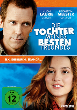 The daughter of my best friend - DVD