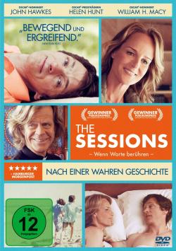The Sessions - Wenn Worte berührt - DVD