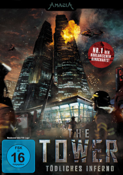 The Tower - Deadly Inferno - DVD
