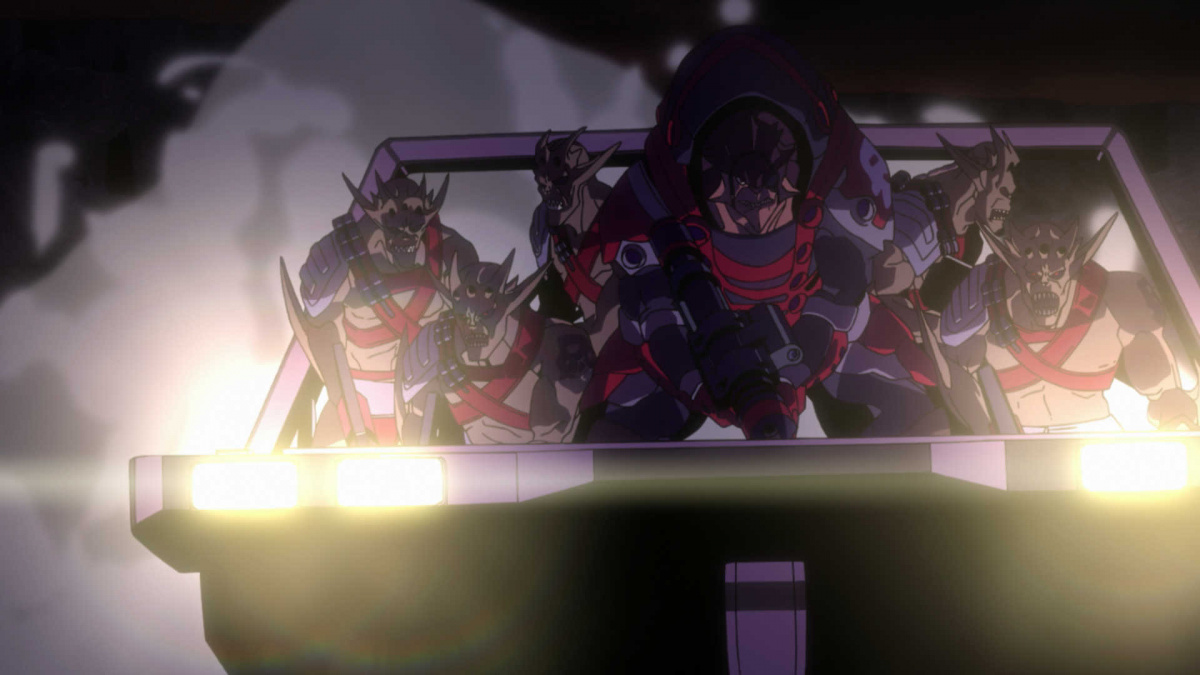 Mass Effect Paragon Lost Dvd Usa Japan 2012