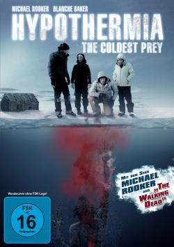 Hypothermia - The Coldest Prey - DVD