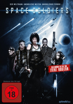 Space Soldiers - DVD