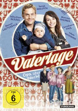 Vatertage - Grandpa overnight - DVD