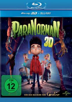 ParaNorman - Blu-Ray 3D/2D