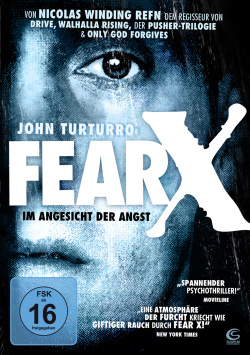 Fear X - In the Face of Fear - DVD