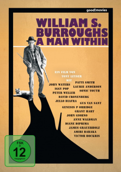William S. Burroughs: A Man Within - DVD