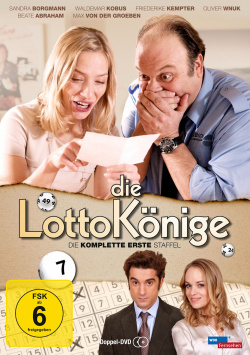 The Lotto Kings - The Complete First Season - DVD