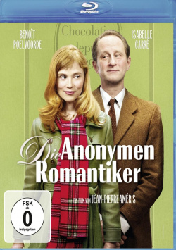 Die anonymen Romantiker - Blu-Ray