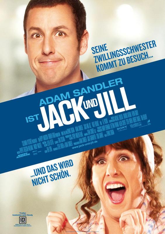 sale retailer c2e4b a4cee Jack and Jill (USA 2011)