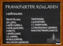 Frankfurter Rouladen