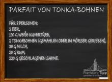 Parfait von Tonka-Bohnen