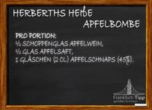 'Herberths heiße Apfelbombe'