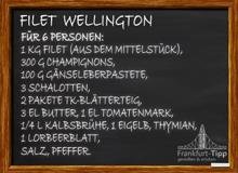 Filet Wellington