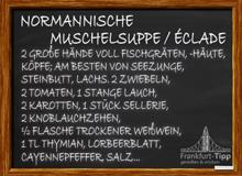Norman Mussel Soup / Éclade