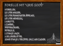 Forelle mit 'Grie Sooß'