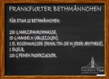 Frankfurter Bethmännchen