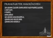 Frankfurter Makrönchen