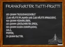 Frankfurter Tutti-Frutti