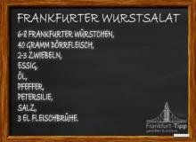 Frankfurter Wurstsalat
