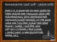 Frankfurter 'Grie`Soß' - Grüne Soße
