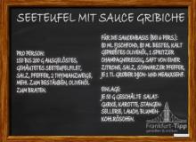 Seeteufel mit Sauce Gribiche