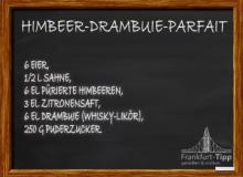 Himbeer-Drambuie-Parfait