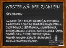 Westerwälder Zicklein