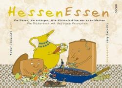 HessenEssen – Von Vieren, die auszogen, alte Küchenschätze neu zu entdecken CoCon Verlag