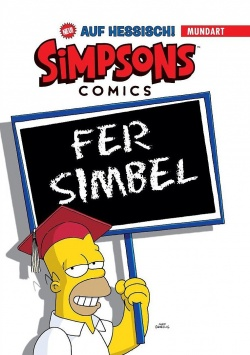 Die Simpsons fer Simbel Panini Comics