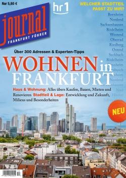 Wohnen in Frankfurt Journal Frankfurt Führer