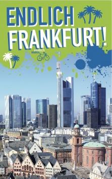 Endlich Frankfurt! Dein Stadtführer rap verlag
