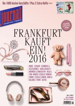 Frankfurt kauft ein 2016 Journal Frankfurt