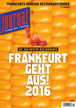 Frankfurt goes out 2016 Journal Frankfurt