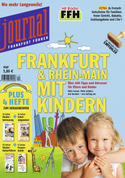 Frankfurt & Rhein-Main with children Journal Frankfurt Führer