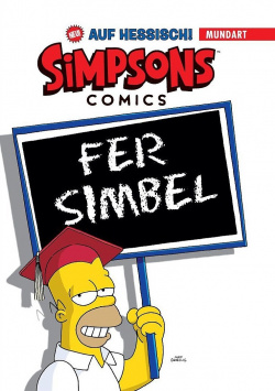 The Simpsons fer Simbel Panini Comics