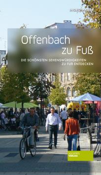 Offenbach on foot Societäts Verlag