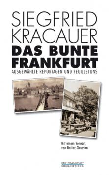 The colorful Frankfurt B3 Verlag – Die Frankfurter Bibliothek