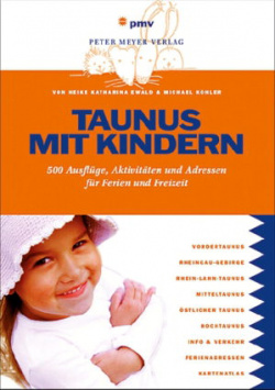 Taunus with children Peter Meyer Verlag