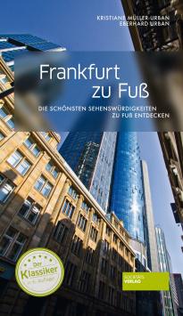 Frankfurt on foot Societäts Verlag