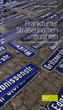 Tell Frankfurt street names Societäts Verlag