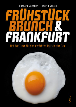 Breakfast & Brunch Frankfurt Cocon Verlag