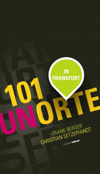 101 places in Frankfurt Societäts Verlag